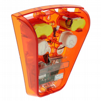 SDR-REXT-G2-OR-NC-Sounder external radio orange lens no cover